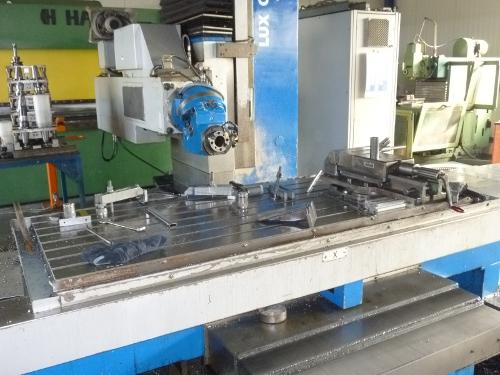 CNC-Fräsmaschine 'Bolla LUX 2000 CBF'